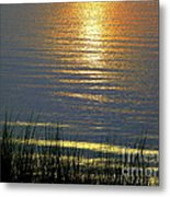 Rainbow Waters Metal Print