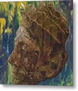 Rainforest King Metal Print