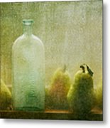 Rainy Days Metal Print by Amy Weiss