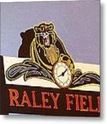 Raley Field Metal Print