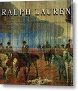 Ralph Lauren Metal Print