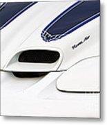 Ram Air Pontiac Metal Print