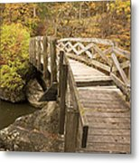 Ramsey Creek Scene 6 Metal Print