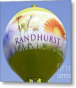 Randhurst Water Tower Metal Print