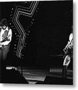 Randy And Blair 1976 Metal Print