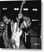 Randy Hansen In Idaho 1978 Metal Print