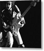 Randy Hansen Rocking In 1978 Metal Print