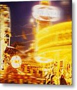 Ranger Carousel Metal Print