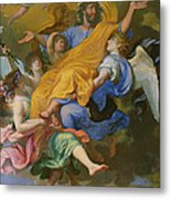 Rapture Of Saint Joseph Metal Print