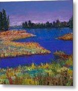 Raquette Lake Metal Print