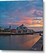 Rare Irish Sunset Metal Print