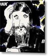 Rasputin Metal Print