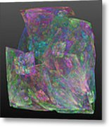 Raw Opal Metal Print