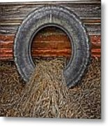 Re Tired  Metal Print