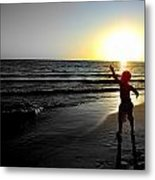 Reach For Your Dreams 2 Of 4 Metal Print