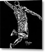 Reaching For Greatness #6 Metal Print