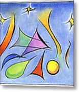 Reaching For The Stars Metal Print by Ilona Montel