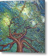 Reaching For The Stars Metal Print