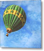 Readington Balloon Fest Media Launch 30 Metal Print