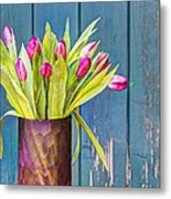 Ready For Spring Metal Print