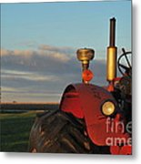 Ready For Work Metal Print