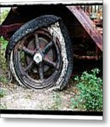 Ready To Rest Metal Print