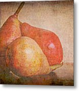 Readying For Autumn Metal Print