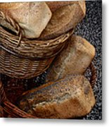 Real Bread Metal Print by Odd Jeppesen