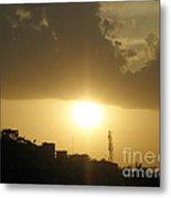 Really Beautiful Sunset Metal Print