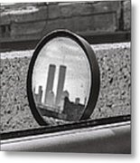 Rear View Mirror  Metal Print