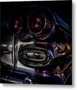 Rear Vision Metal Print