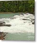 Rearguard Falls Of The Fraser River Metal Print