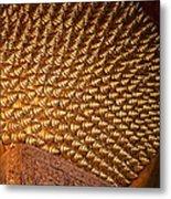 Reclining Buddha - Wat Pho - Bangkok Thailand - 011310 Metal Print