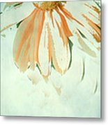 Reconstructed Flower No.1 Metal Print