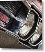 Red 1966 Olds 442  Metal Print
