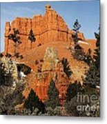 Red Canyon - Scenic Byway 12 Metal Print
