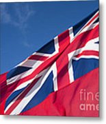 Red Ensign Metal Print