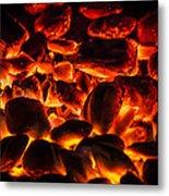 Red Hot 2 Metal Print