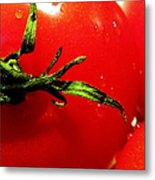 Red Hot Tomato Metal Print