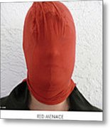 Red Menace Metal Print
