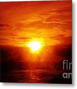 Red River Metal Print