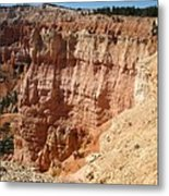 Red Rock Bryce Canyon  Metal Print