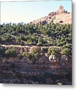 Red Rock Canyon In Arizona Metal Print
