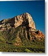 Red Rock Formation Sedona Arizona 30 Metal Print