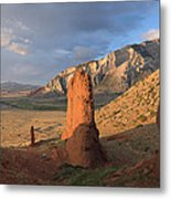 Red Rocks 6 Metal Print