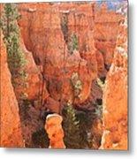 Red Rocks - Bryce Canyon Metal Print