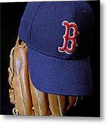 Red Sox Nation Metal Print