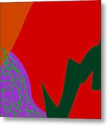 Red Spice Metal Print