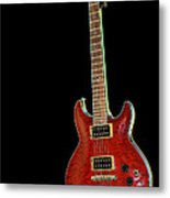 Red Stands Out Metal Print