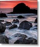 Red Tide Metal Print